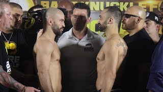 Artem Lobov vs. Paulie Malignaggi | Final Face Off