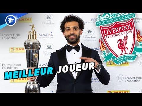 Salah désigné meilleur joueur de Premier League | Revue de presse