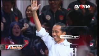 Jokowi Sampaikan Pidato Kebangsaan di Bogor