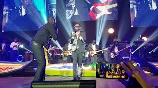 Pape Diouf  Youssou Ndour a Bercy 2017