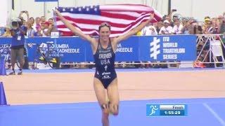 American Jorgensen wins Triathlon in Chicago - Universal Sports