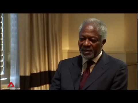 Conversation With: Kofi Annan