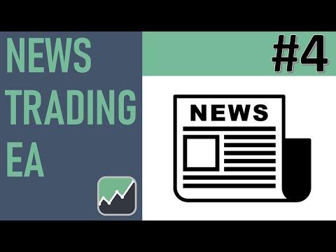 MT4 EA News Trading (2018)