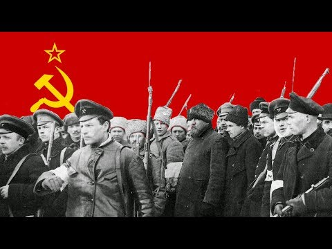Большевик уходит из дома! Bolshevik Leaves Home!
