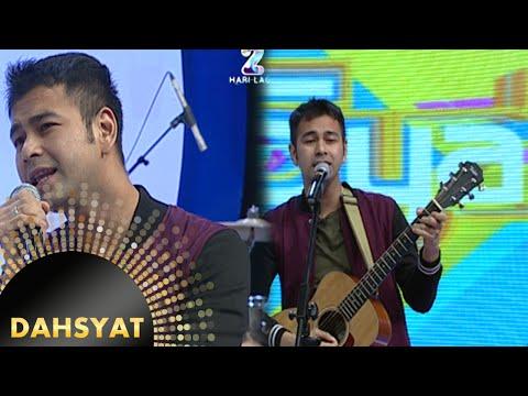 Wow Raffi Nyanyi Sambil Main Gitar [Dahsyat] [22 Mar 2016]