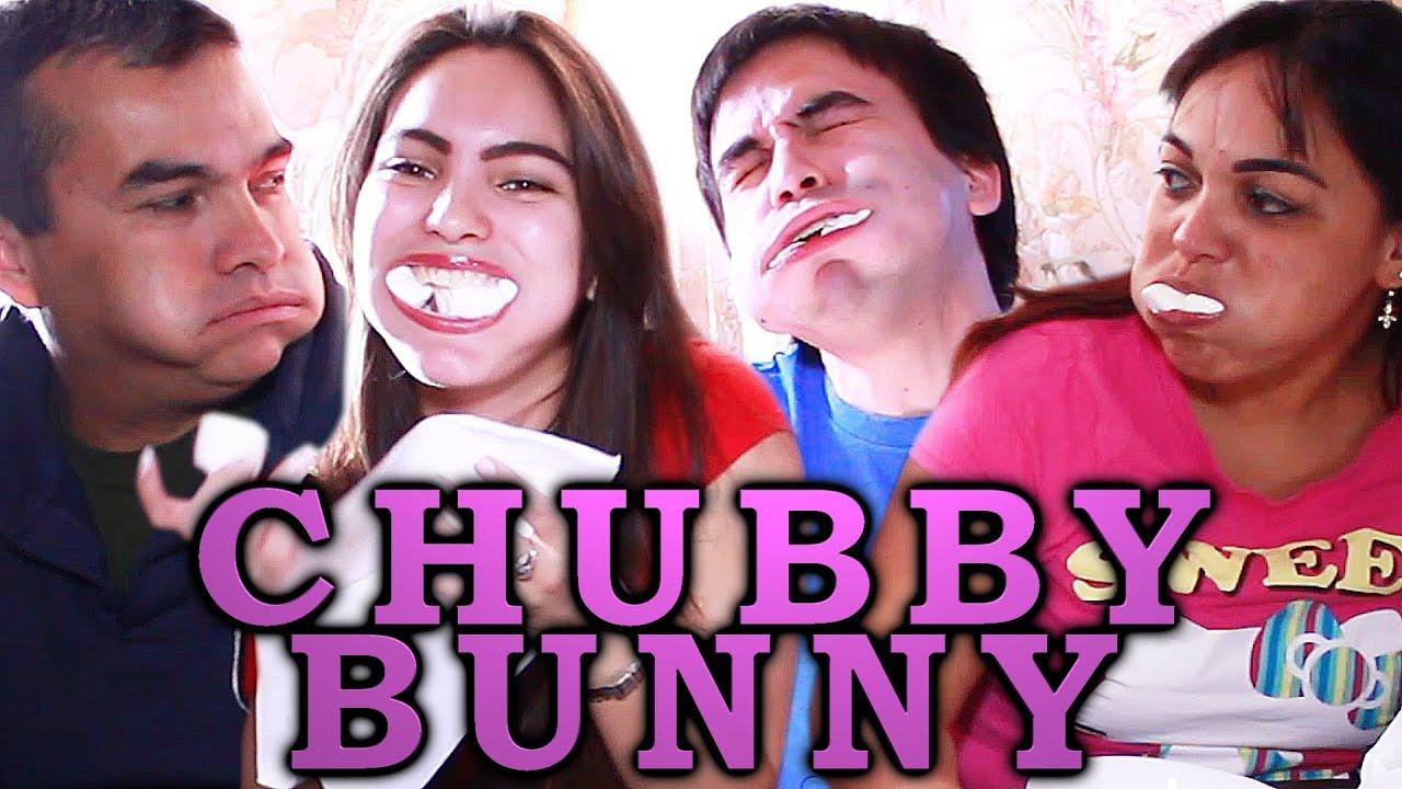 Reto De Chubby Bunny Chubby Bunny Challenge En Espanol
