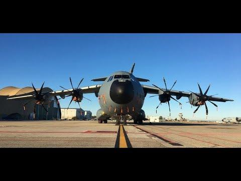 Airbus A400M -  Multitasking am Himmel - HD - Doku - Luftwaffe - Luftfahrt -