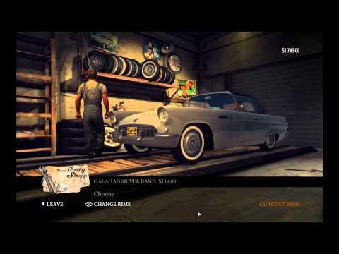 Mafia  Pedal To The Metal Cars