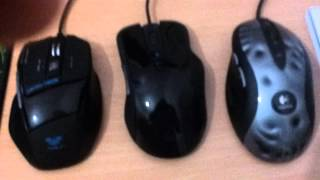 Overlord Computer Mega Mouse Review (Ghost Shark, Killing the Soul, Ogre Soul)