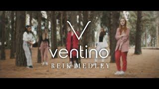 Смотреть клип Ventino - Reik Medley