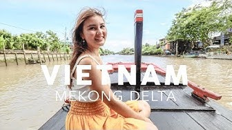 First Time in Vietnam!⎮Ho Chi Minh & the Mekong Delta Travel Vlog