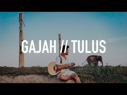 Gajah // Tulus | Mikael Ronodipuro | Live Acoustic Session
