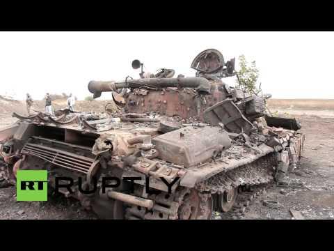 Ukraine: See destroyed