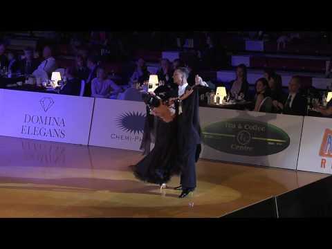 2014 GrandSlam STD Tallinn, EST   TV Highlight   DanceSport Total