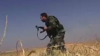 Video reveals Iranian forces fighting inside Syria