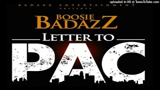 Lil Boosie - Letter to Tupac.