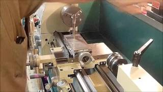 the grizzly g0602 lathe quick change tool post