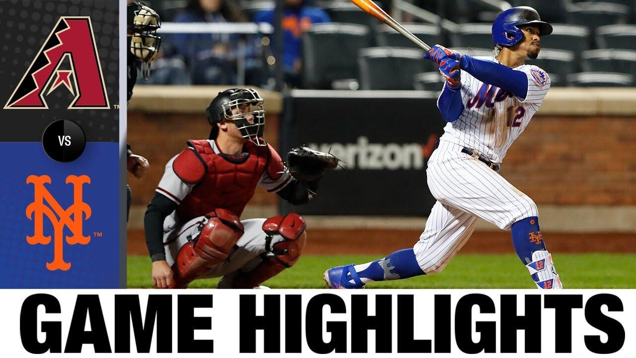 Download Diamondbacks vs. Mets Game Highlights (5/8/21)   MLB Highlights
