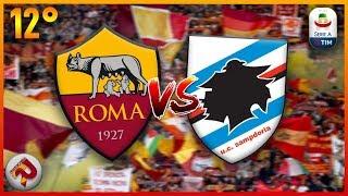 ROMA - Sampdoria | Diretta LIVE (Serie A) 2018/2019
