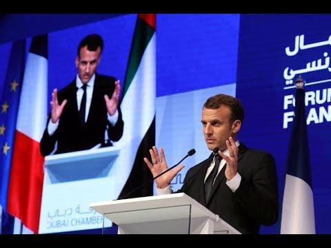 Amid Lebanon crisis, France