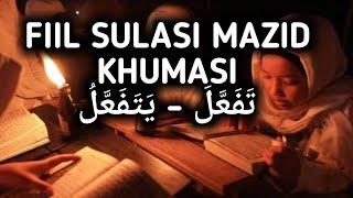 Download Video Lagu Tasrif Fiil sulasi Mazid khumasi MP3 3GP MP4