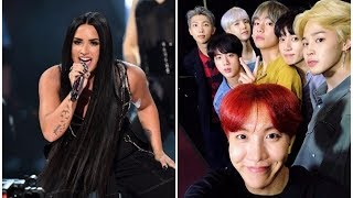 Did Demi Lovato Actually Bully BTS At The 2017 AMAs?
