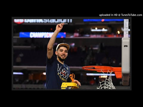 Ty Jerome mocks Stephen A. Smith after Virginia's NCAA championship