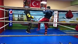 Kick Boks  Şampiyon Ecvet Sırma