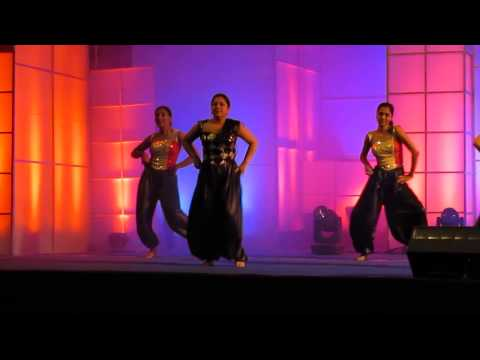 Credit Suisse Year end party Pune Dance Event