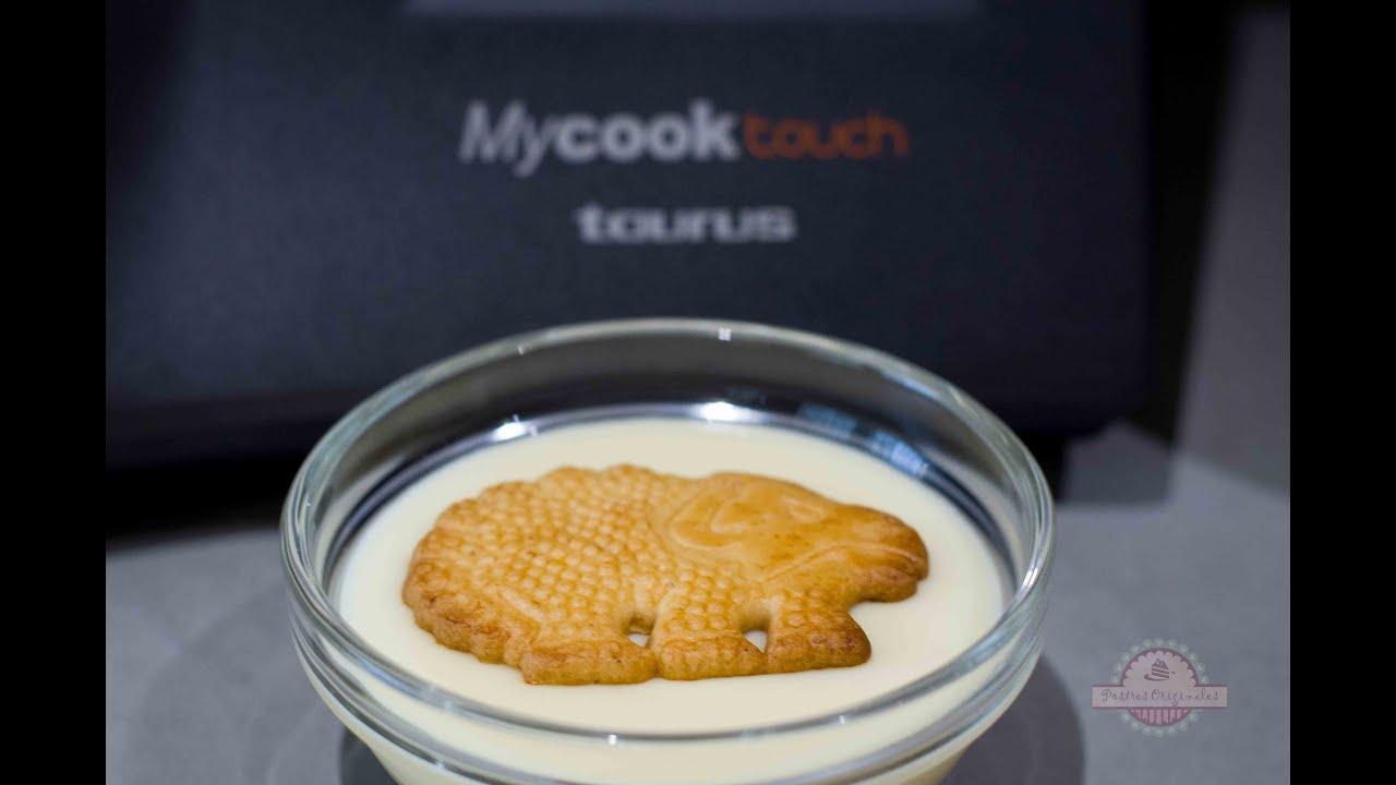 Natillas Caseras con Mycook | Receta fácil y rápida | Ricas y económicas