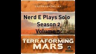 Terraforming Mars Solo Play Season 2 Volume 3