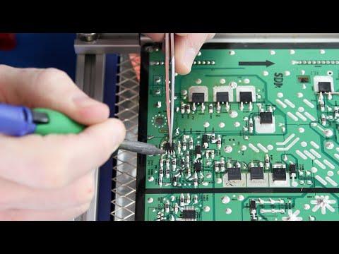 Samsung Tv Repair Bn96 16510a Lj92 01796a X Main Board