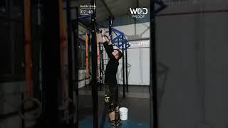 Kostic Ivan Croatian throwdown wod 1 scale