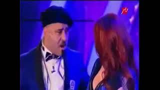 محمد سعد «يشيل» هيفاء وهبي ويجري بها في «وش السعد»