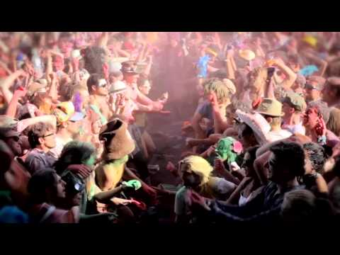 The Secret Garden Party 2011 Official Video