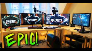 EPIC GAMING SETUP! - Ali-A Gaming Setup 2016 (NEW)