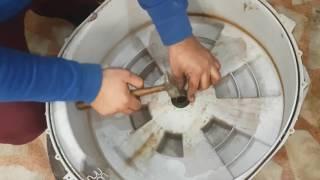 Çamaşır makinesi kazan bilya değişimi ( Kadir Usta )