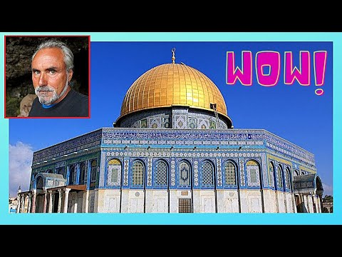 THE TEMPLE MOUNT, where Islam and Judaism collide, JERUSALEM