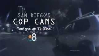 CBS News 8 San Diego's Cop Cameras