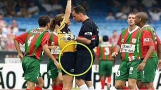Football referee - Funny moments