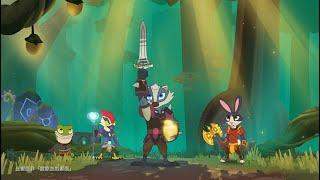 PS4『ReadySet Heroes』上市預告片