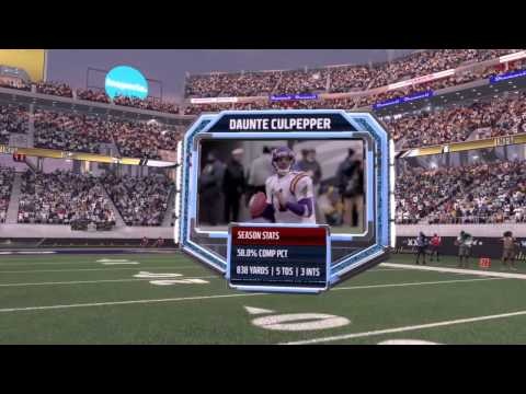 Daunte Culpepper coming to MUT 16???