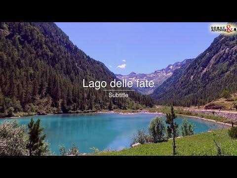 Lake fairy Macugnaga Monterosa - DJI - OSMO - GOPRO