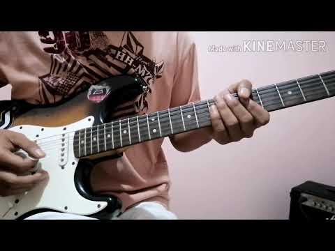 Memories - Chocolate Factory Guitar intro Solo Lesson