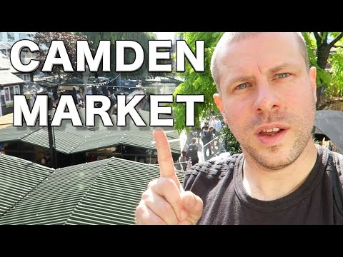 KERB Camden Market Best London Street Food