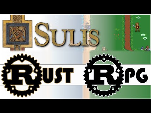 Sulis -- An RPG Created Using Rust (Open Source Too!)