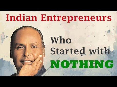 Top 10 Indian Entrepreneurs 2016