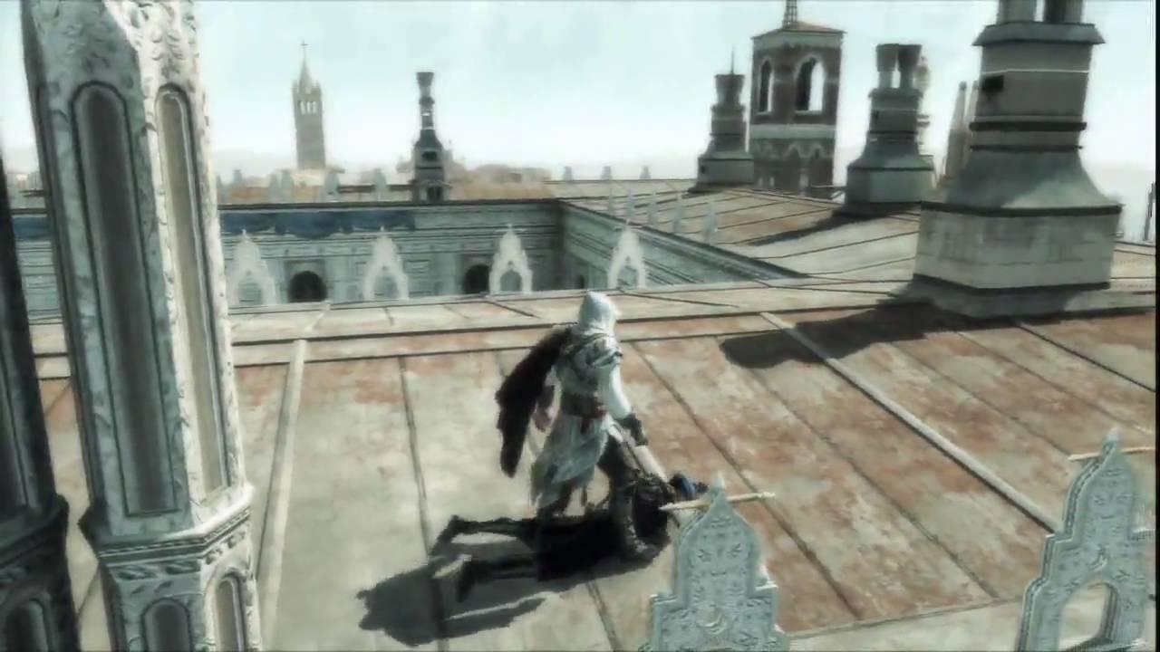 Assassin's Creed II Venice Gameplay - YouTube