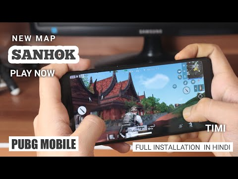 How To Install PUBG MOBILE Timi Version In India | Play SANHOK | Hindi | TechAbuzar