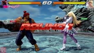 Tekken 7 PS4 Gameplay